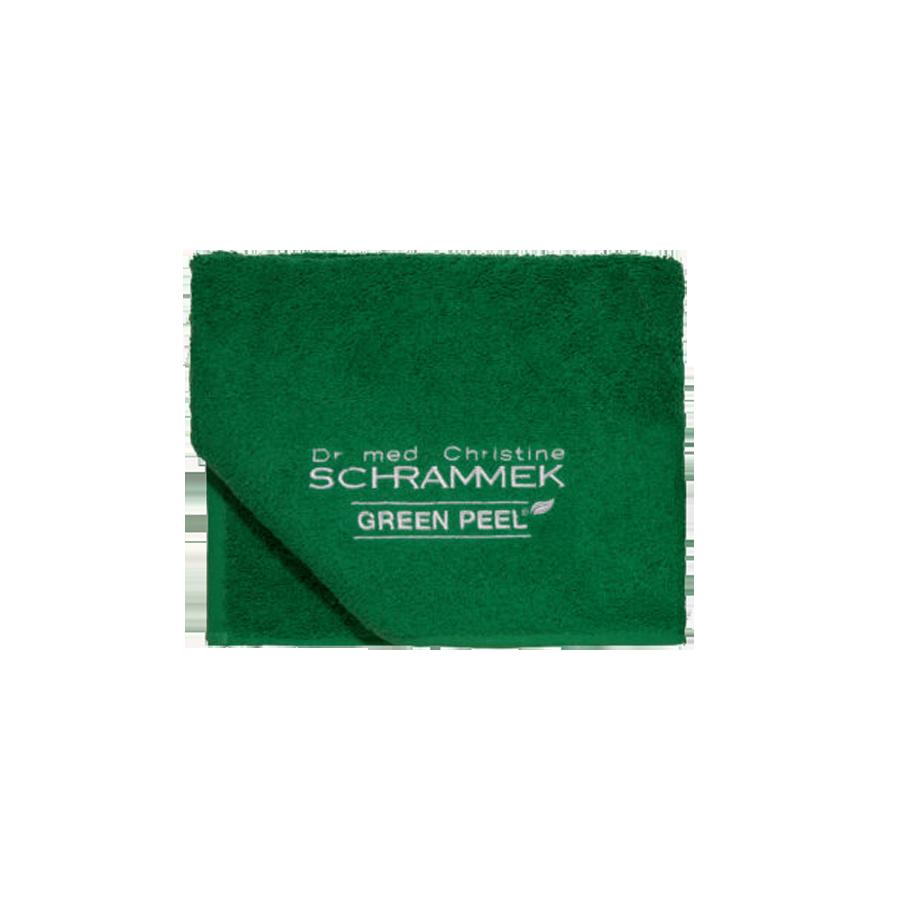 Dr. Med. Christine Schrammek Green Peel Sm Towel