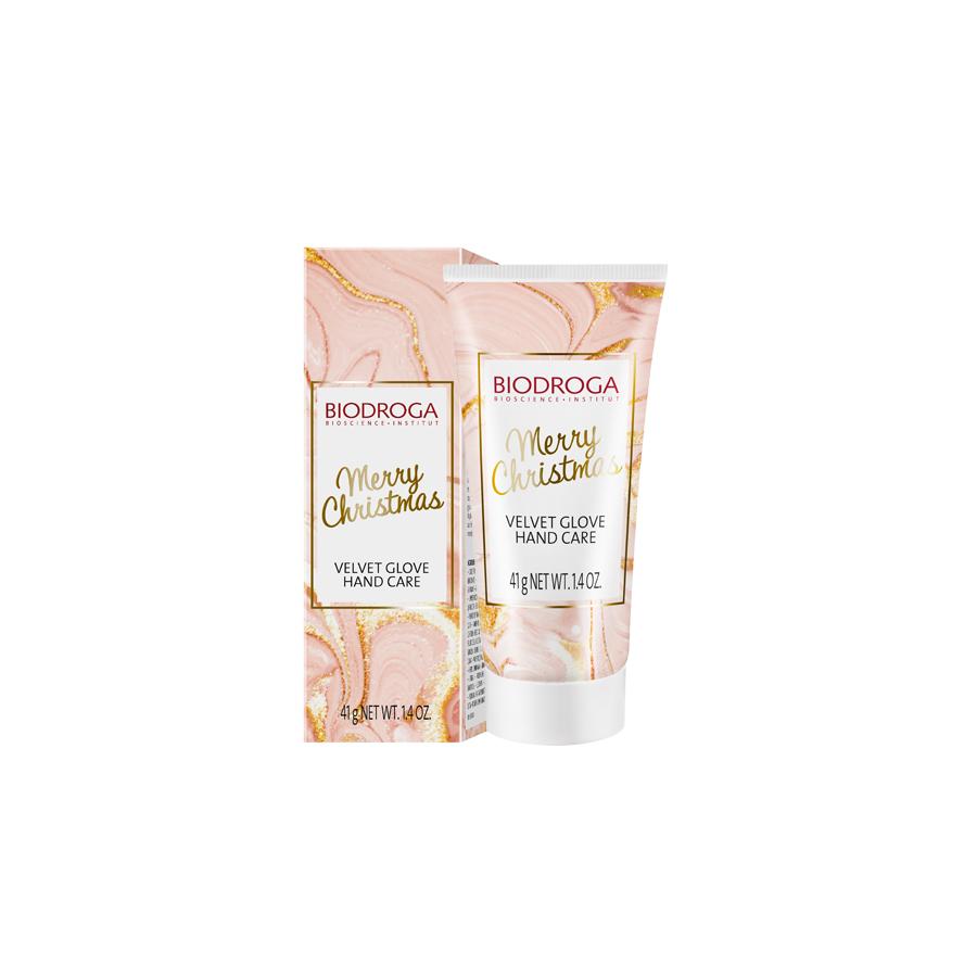Biodroga Velvet Hand Care Beautician Gift